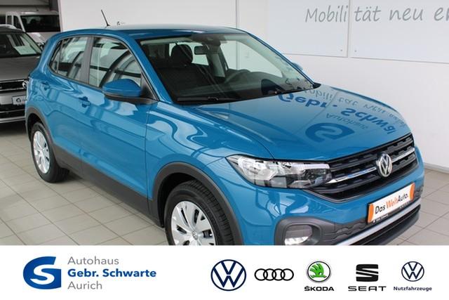 Volkswagen T-Cross 1.0 TSI SHZG+ACC+LANE ASSIST, Jahr 2020, Benzin