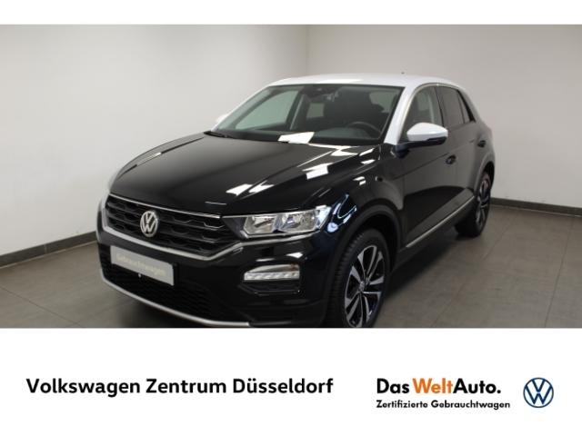 Volkswagen T-Roc United 1.0 TSI *Navi*PDC*ACC*LaneAssist*, Jahr 2020, Benzin