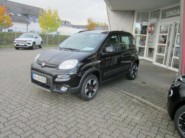 Fiat Panda Allrad 4x4 Frontscheiben/Sitzheizung, Jahr 2020, Benzin