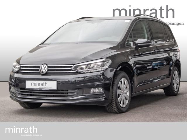 Volkswagen Touran Comfortline BMT 2.0 TDI Leder LED Navi Keyless Massagesitze, Jahr 2017, Diesel