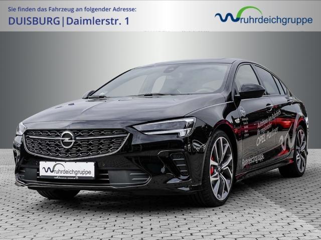 Opel Insignia 2.0 GS GSi Leder+BOSE+Navi+LED+RFK, Jahr 2021, Benzin
