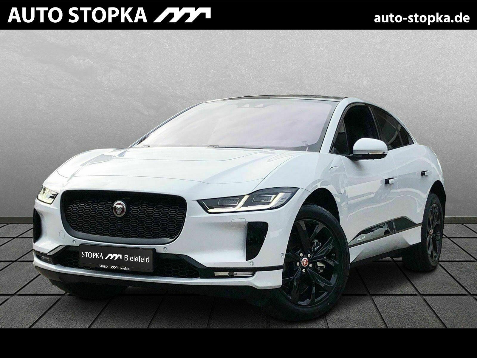 Jaguar I-Pace SE /ACC/Winter-P./HUD/Standhz/Pano LED, Jahr 2020, Elektro