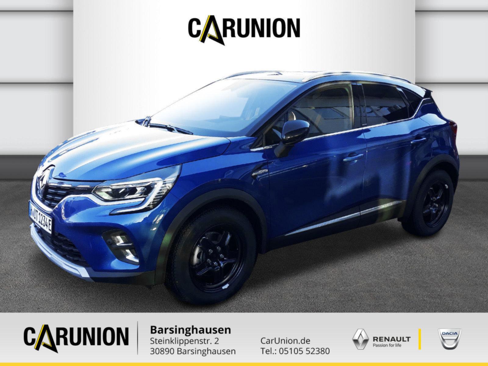 Renault Captur INTENS E-TECH PLUG-IN 160, Jahr 2020, Hybrid
