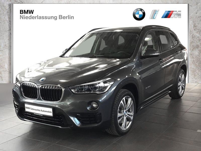 BMW X1 xDrive20d EU6 Aut. Sport Line LED NaviPlus, Jahr 2017, Diesel