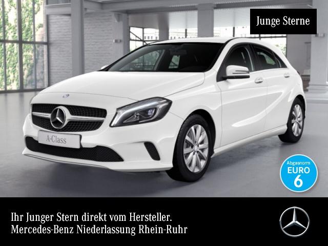 Mercedes-Benz A 160 Style LED Kamera Sitzh Sitzkomfort Remote, Jahr 2016, petrol