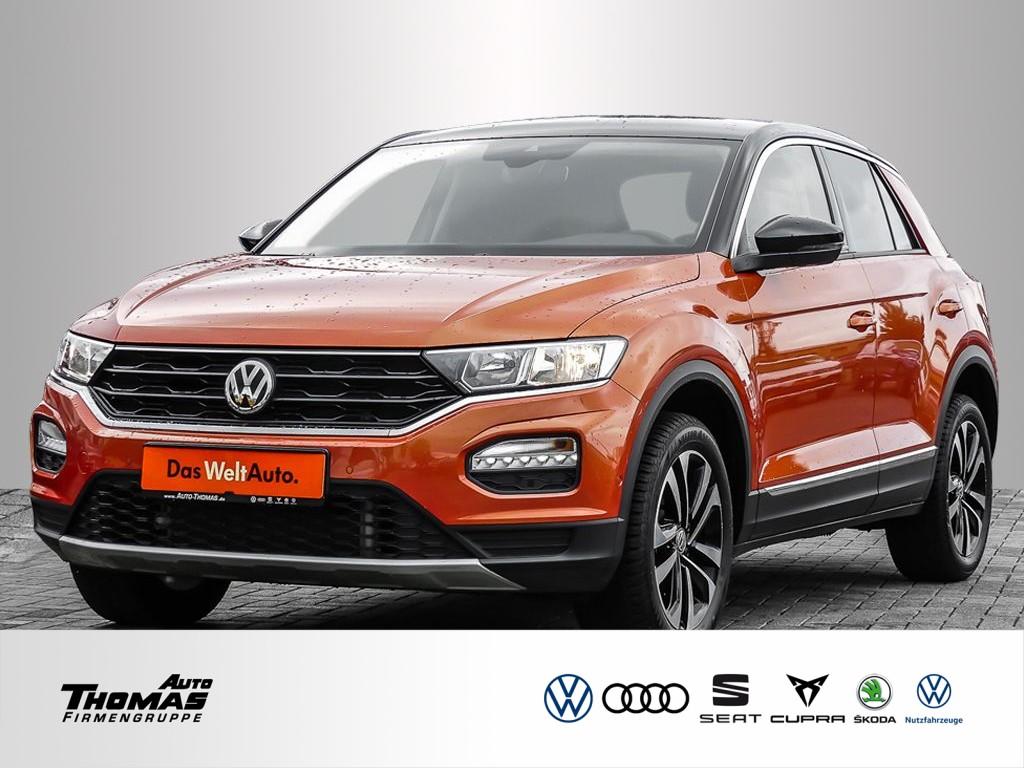 "Volkswagen T-Roc ""United"" 2.0 TDI 150PS DSG AHK*NAVI*, Jahr 2020, diesel"