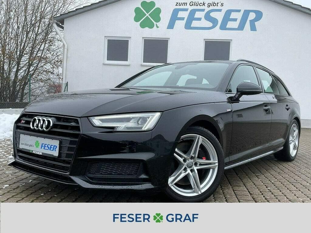 Audi S4 Avant 3,0 TFSI quattro AHK/NAVI/S-SITZ/LEDER, Jahr 2016, Benzin