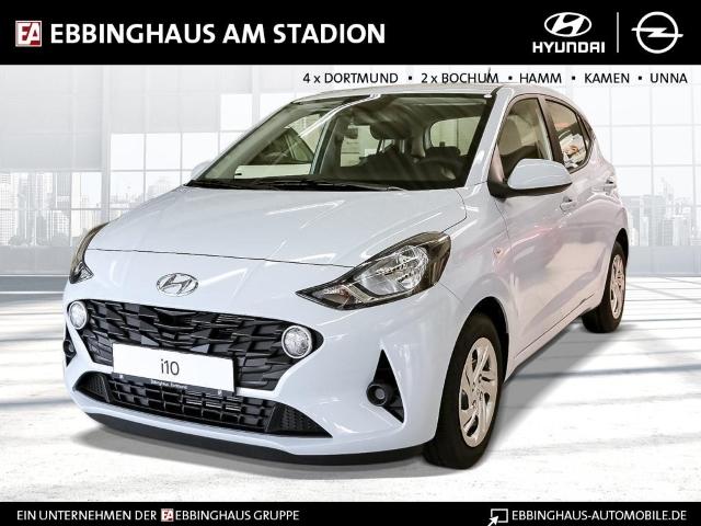 Hyundai i10 Select 1.0 Euro-6d-Temp Start-Stopp/Klimaanlage/Sitz-& Lenkradheizung/USB-BT-MP3, Jahr 2020, Benzin