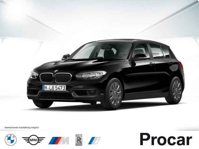 BMW 118i 5-Türer Sportsitze PDC Shz USB Schiebedach, Jahr 2017, Benzin