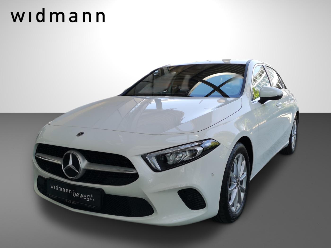 Mercedes-Benz A 180 finanzieren