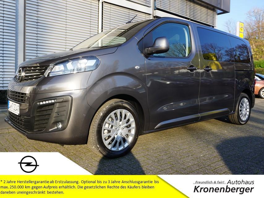 Opel Zafira Life 1.5 Selection RÃckfahrkamera Navi, Jahr 2020, Diesel