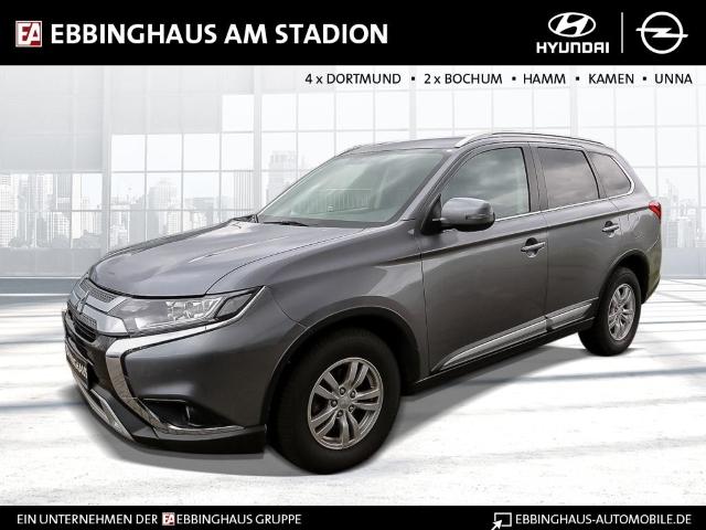 Mitsubishi Outlander 2,0l Benzin Rückfahrkam. Beheizb Multif.Lenkrad NR RDC Klimaautom, Jahr 2018, Benzin