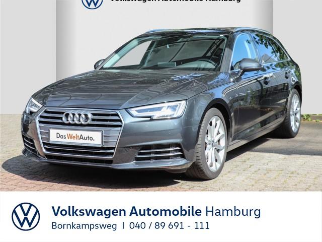 Audi A4 Avant 2.0 TDI sport S tronic/NAVI/PANO/LED/KAMERA, Jahr 2018, Diesel