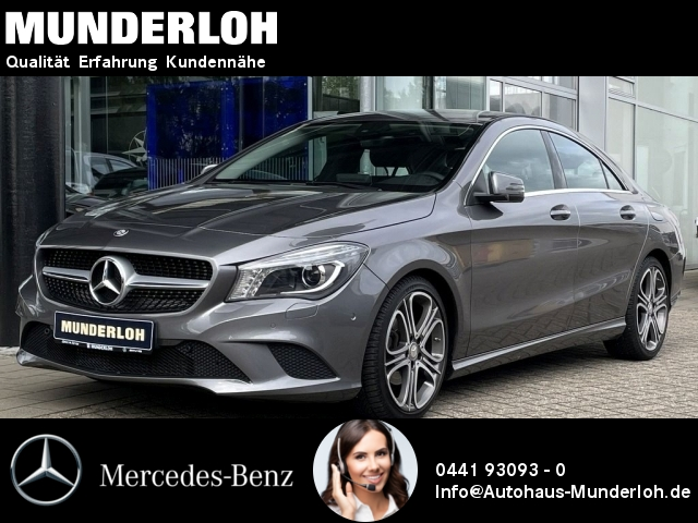 Mercedes-Benz CLA 180 Coupé Urban Navi Xenon Kamera Parktronic, Jahr 2015, Benzin
