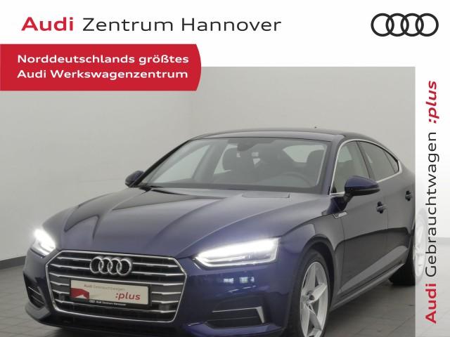 Audi A5 Sportback 2.0 TDI sport, Leder, B&O, Xenon, Navi, Jahr 2019, Diesel