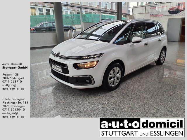 Citroën C4 Grand Picasso 1.2 PureTech 130 Selection S&S, Jahr 2017, Benzin