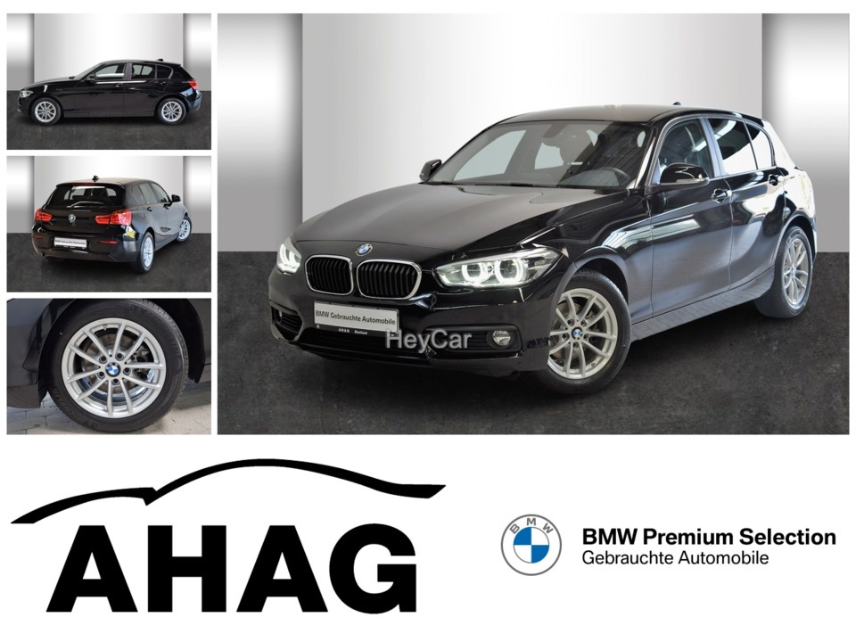 BMW 118i Advantage Komfortzugang PDC LM HIFI, Jahr 2018, Benzin