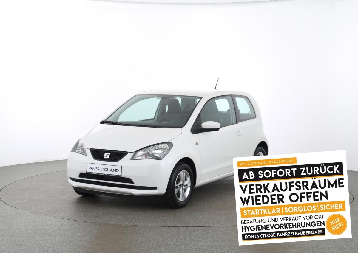 Seat Mii 1.0 44 kW Chic Ecomotive | SHZ | RADIO |, Jahr 2015, Benzin