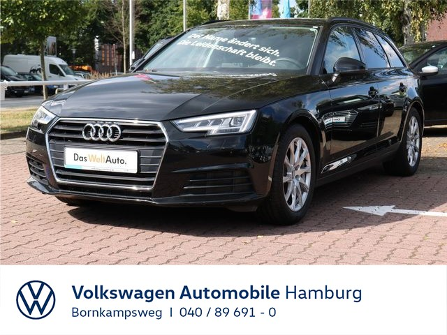 Audi A4 Avant 2.0 TDI/MATRIX/NAVIGATION/AUDI PHONE BOX, Jahr 2017, Diesel