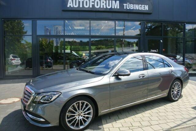 "Mercedes-Benz S 600 L *FACELIFT*PANORAMA*TV*STANDH*20""AMG*, Jahr 2017, Benzin"