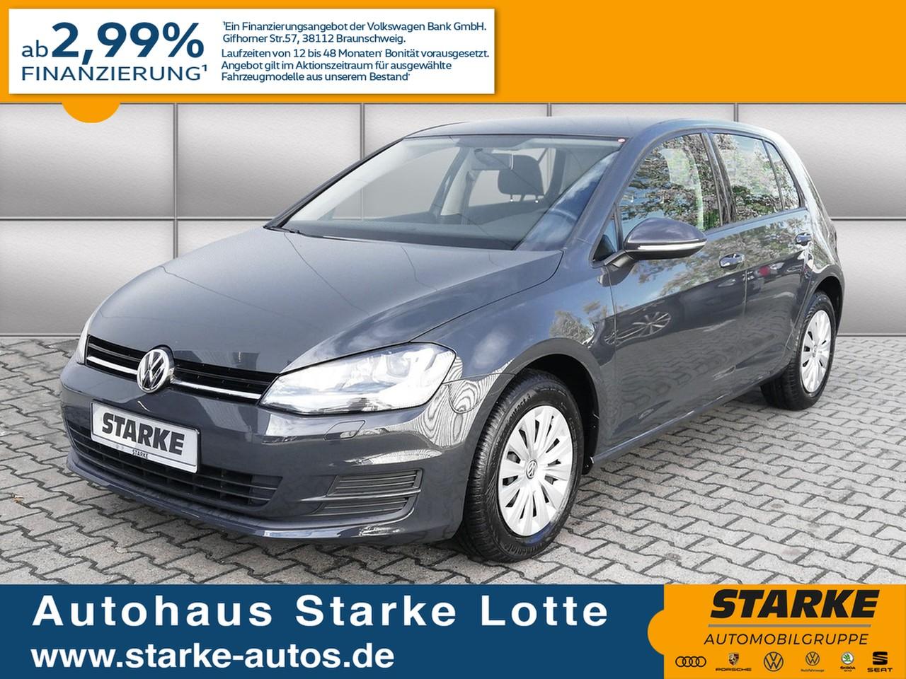 Volkswagen Golf 1.2 TSI Trendline, Jahr 2013, Benzin