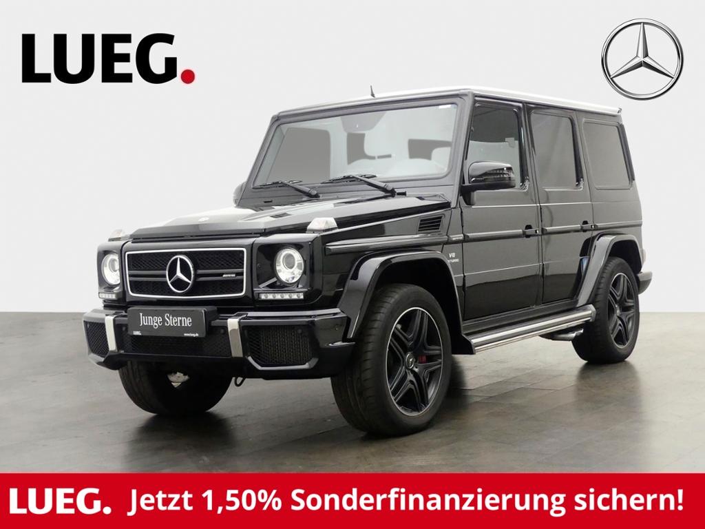 Mercedes-Benz G 63 AMG COM Sthzg SHD H&K Designo Harman, Jahr 2017, Benzin
