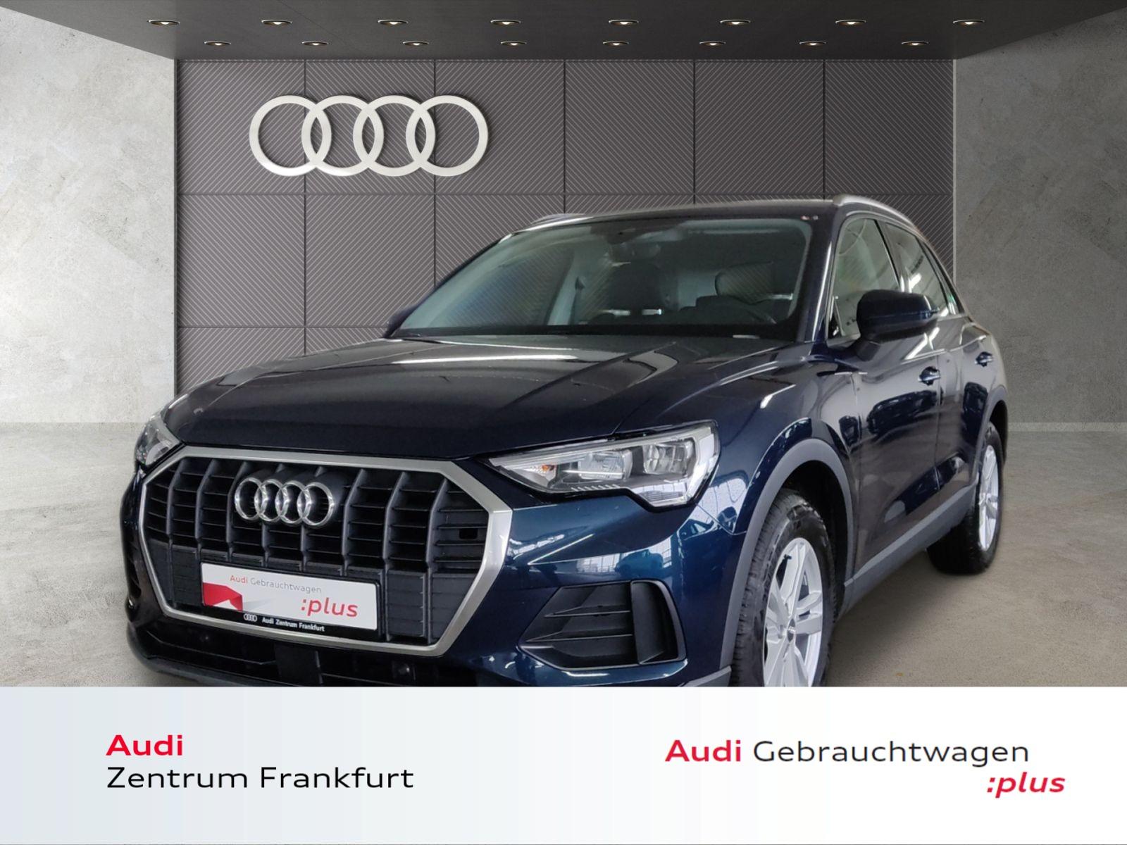 Audi Q3 35 TFSI Navi DAB Tempomat VC PDC Sitzheizung, Jahr 2020, Benzin