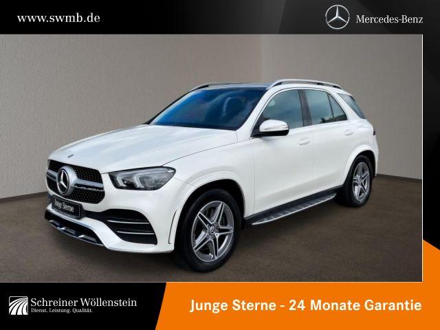 Mercedes-Benz GLE 300 d 4M AMG*Pano-SD*AHK*MultbeamLED*Kamera*, Jahr 2019, Diesel