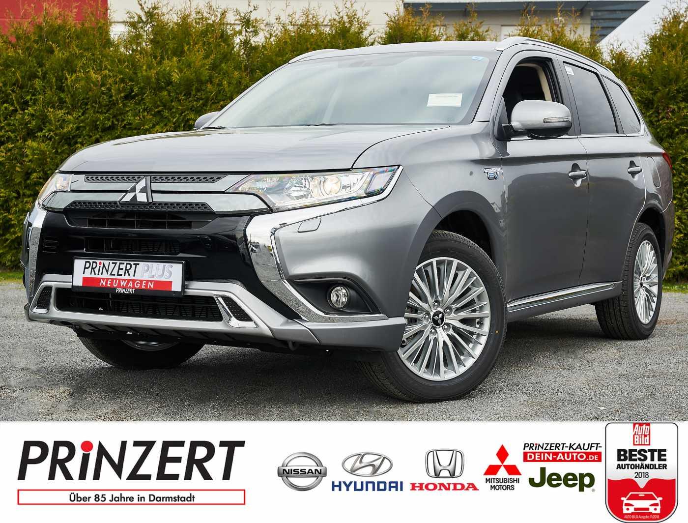 Mitsubishi Plug-in Hybrid Outlander 2.4 4WD 'Plus' Spirit inkl. Staatl. Förderung, Jahr 2020, Hybrid