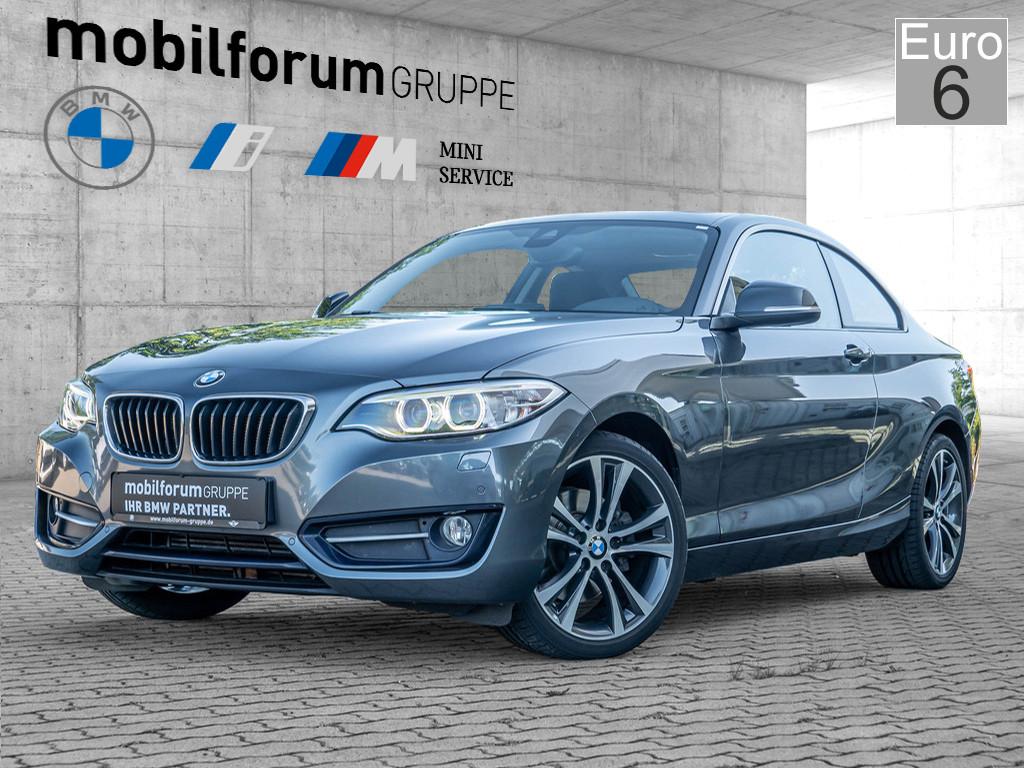 BMW 225d Coupé, Jahr 2014, Diesel