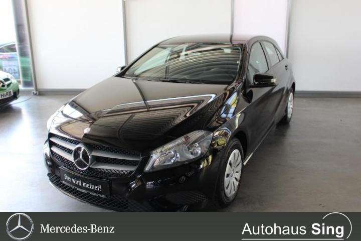 Mercedes-Benz A 160 CDI Klima Euro6 Attention-Assist, Jahr 2015, Diesel