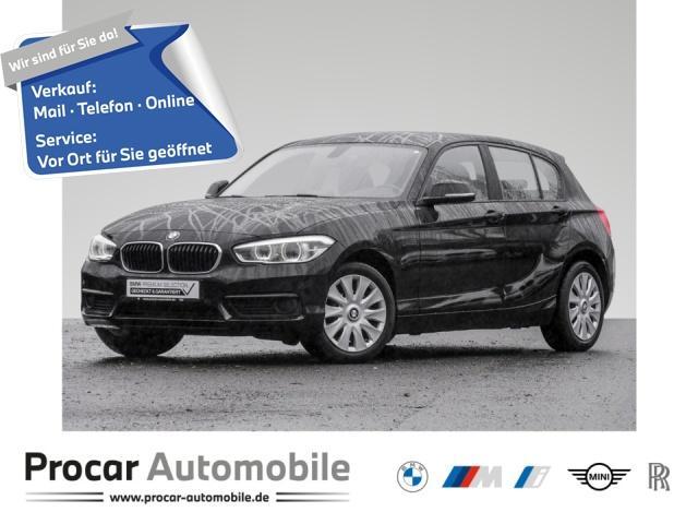 BMW 116i Navi Business Klimaaut. Durchlade PDC, Jahr 2017, Benzin