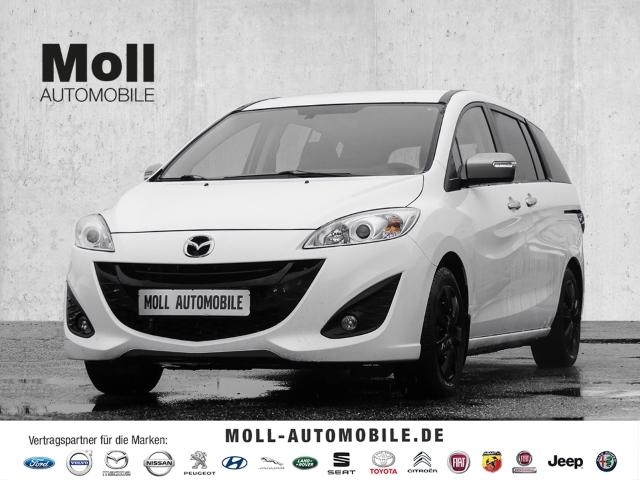 Mazda 5 1.8 MZR Sendo 7-Sitzer Navi, Jahr 2015, Benzin