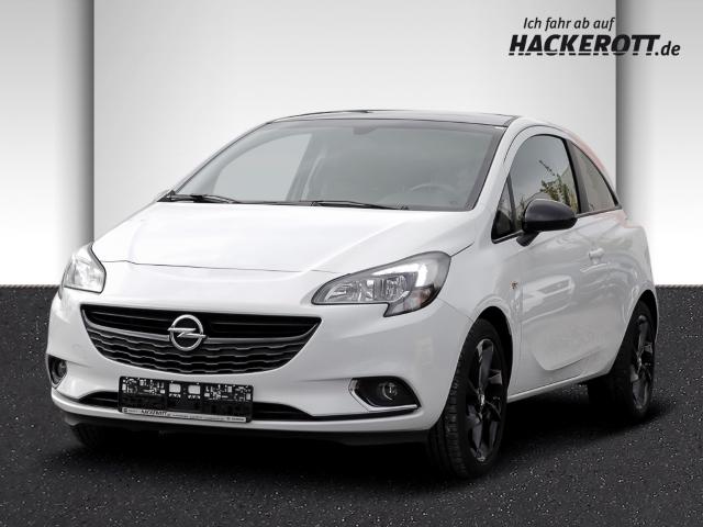 Opel Corsa E Color Edition ecoFlex 1.4 Turbo LED-Tagfahrlicht Tel.-Vorb. Multif.Lenkrad RDC, Jahr 2018, Benzin