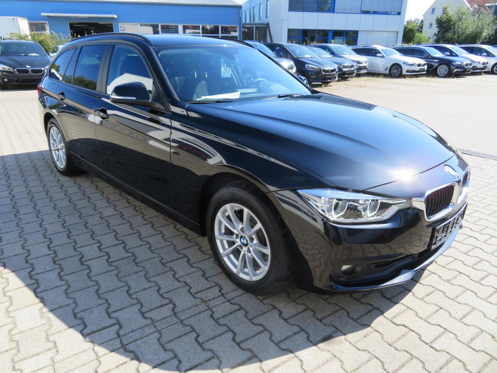 BMW 318 d Touring Advantage*Navi*LED*Tempomat*PDC*, Jahr 2017, Diesel