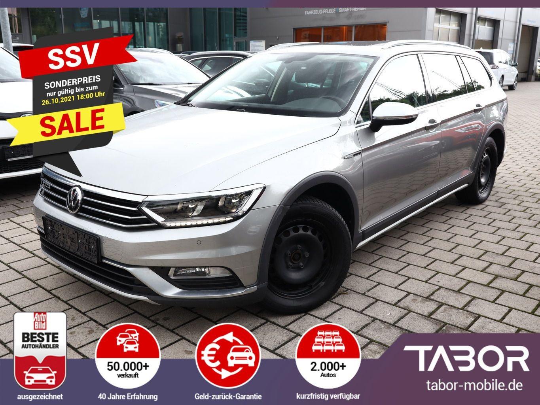 Volkswagen Passat Alltrack 2.0 TDI 150 4M LED PanoD Nav PDC, Jahr 2016, Diesel