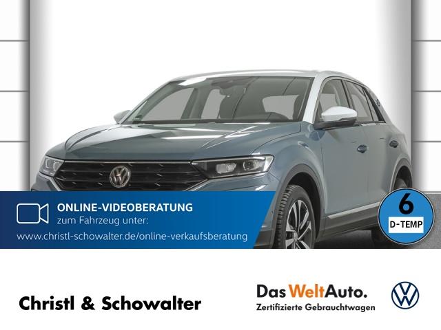 Volkswagen T-Roc IQ.DRIVE 1.5 TSI DSG Stdhzg. LED Navi Klima, Jahr 2019, Benzin