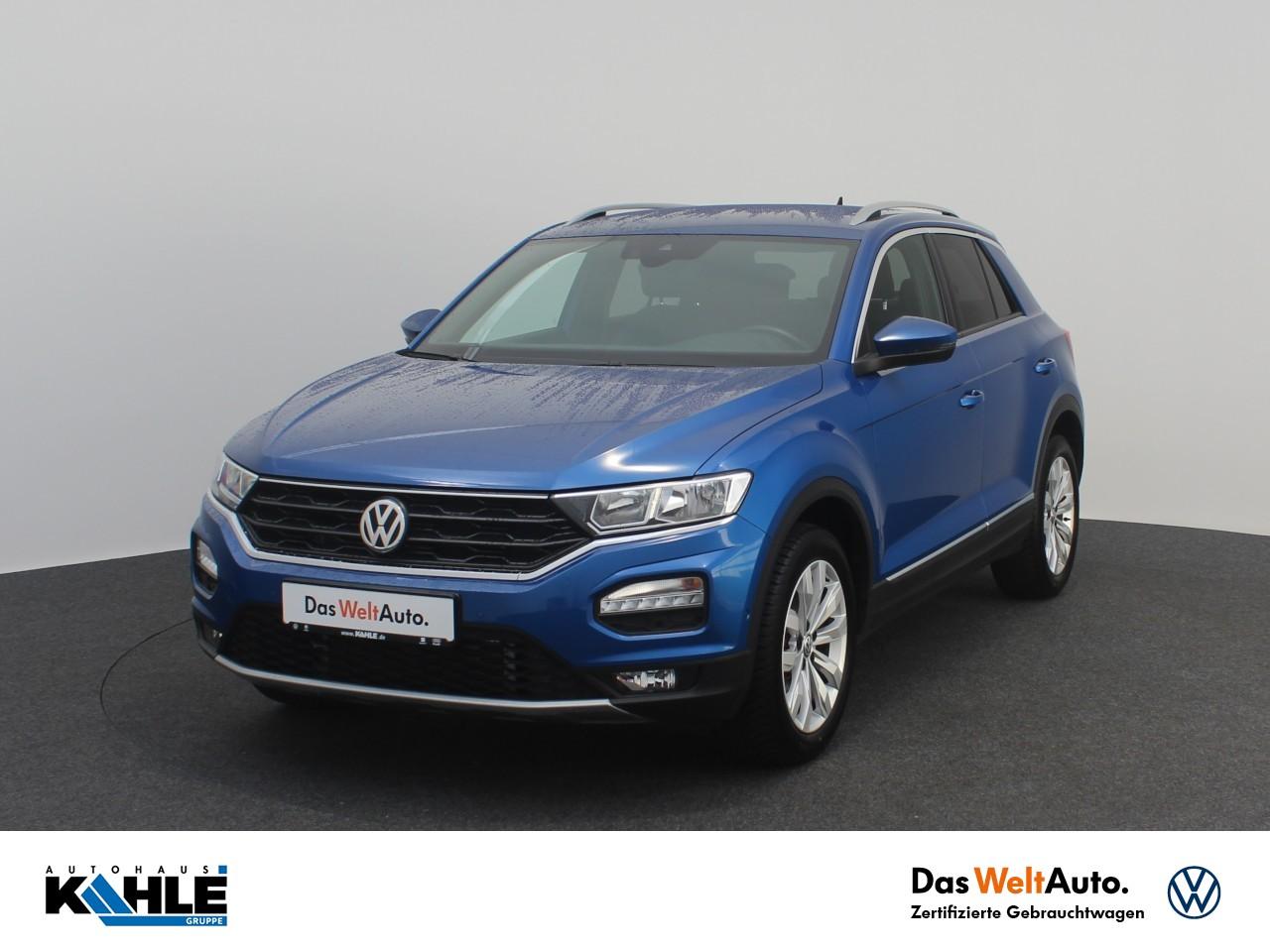 Volkswagen T-Roc 1.5 TSI Sport Navi Klima Dachreling ACC, Jahr 2020, Benzin