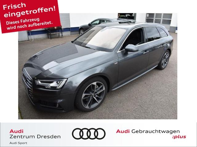 Audi A4 Avant sport 3.0 TDI quattro S-line LED-SW, Jahr 2017, Diesel