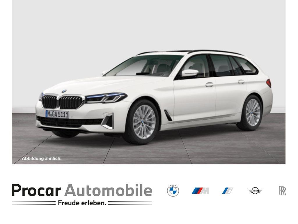BMW 530d xDrive Touring Luxury DA Prof PA+ Laser HuD, Jahr 2021, Diesel