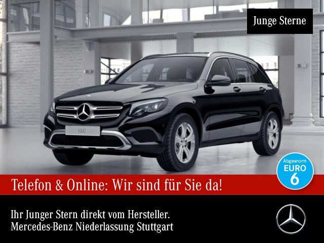Mercedes-Benz GLC 250 d 4M Exclusive LED Kamera Navi PTS 9G Temp, Jahr 2016, Diesel