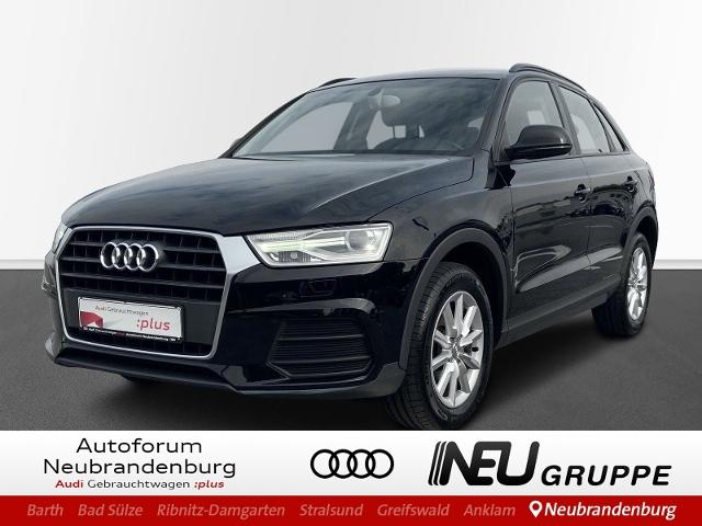 Audi Q3 2.0 TDI basis ultra, Jahr 2015, Diesel