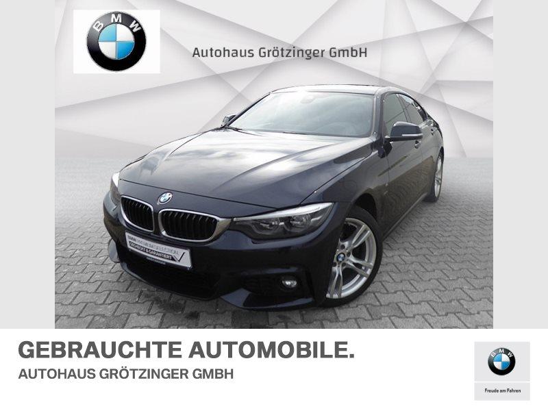 BMW 430d Gran Coupé M Sportpaket Head-Up HiFi DAB, Jahr 2017, Diesel