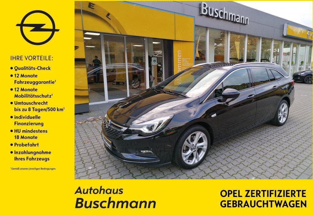 Opel Astra Dynamic 1.6 D, Jahr 2019, Diesel