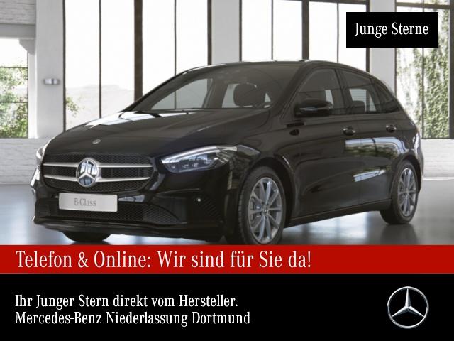 Mercedes-Benz B 220 4M Stdhzg Multibeam Distr. AHK Kamera PTS, Jahr 2020, Benzin
