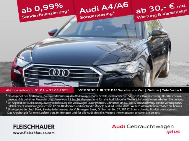 Audi A6 Avant 40 TDI sport Navi+LED+DAB+Kamera+Alcantara+PDC+Telefon, Jahr 2019, Diesel