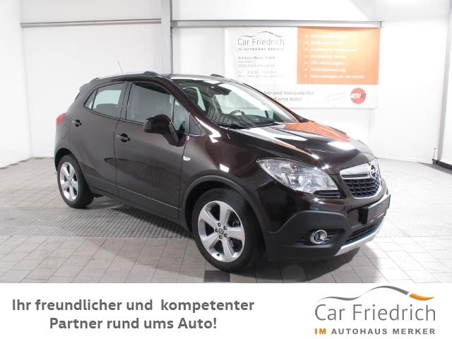 Opel Mokka 1.4 Edition ecoFlex, Jahr 2014, Benzin