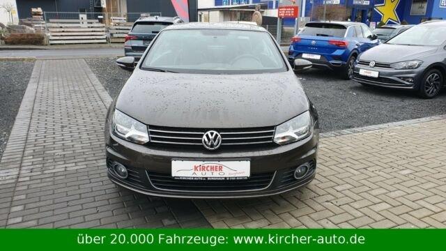 Volkswagen Eos 1.4 TSI LEDERAUSSTATTUNG,PDC,SHZ,Climatronic, Jahr 2012, Benzin