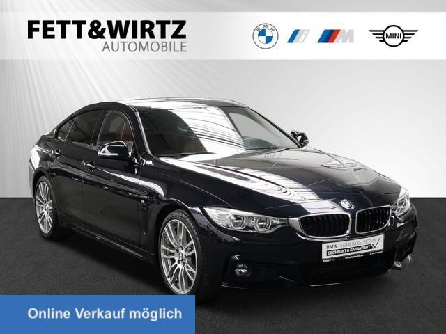 BMW 425d GC SAG M-Sport Navi HUD LED Leder GSD 19''LM, Jahr 2016, Diesel
