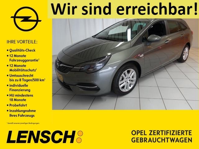 Opel Astra K ST 1.5 D 120 Jahre NAVI+AGR+RFK+KLIMAAUT, Jahr 2019, Diesel